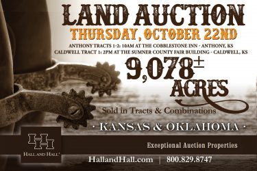 Ranch and Farm Auctions - Hall and Hall
