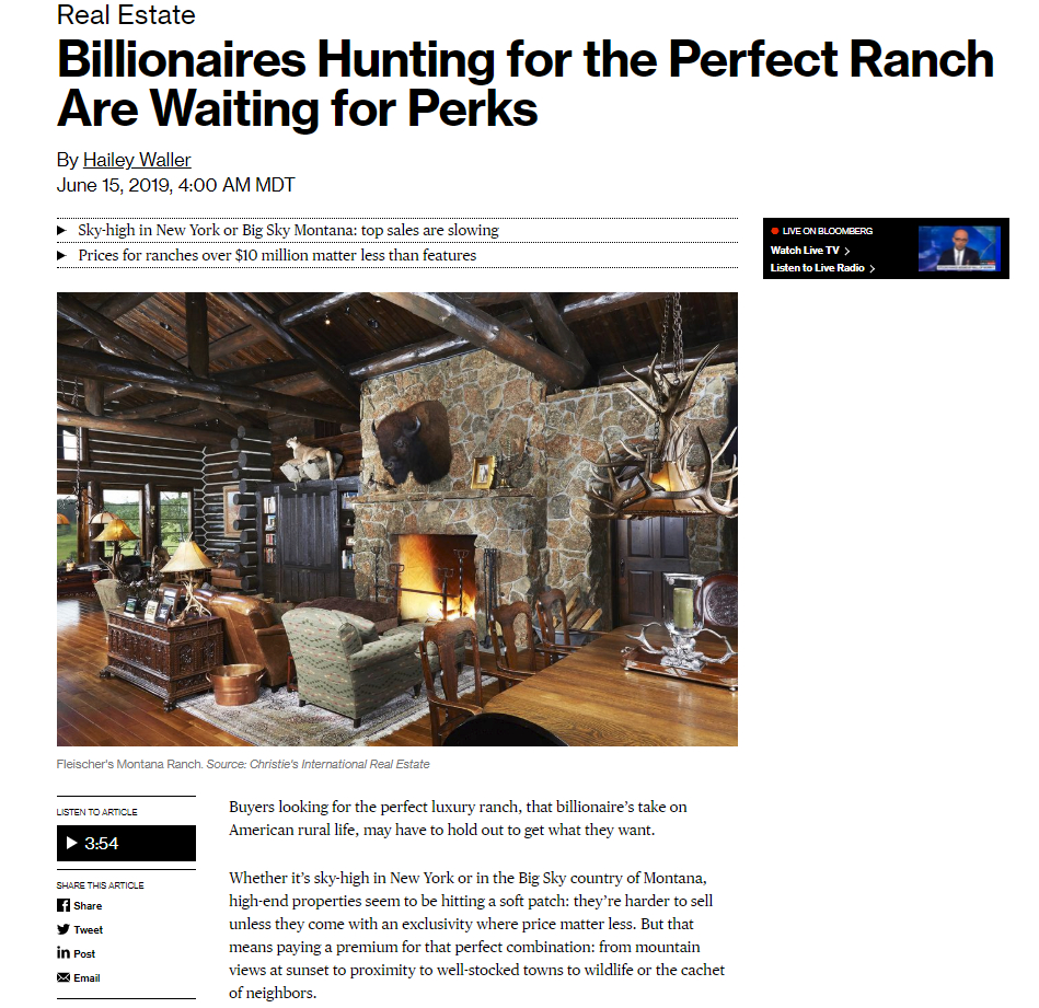 Hall and Hall Partners Quoted in Bloomberg Businessweek Article