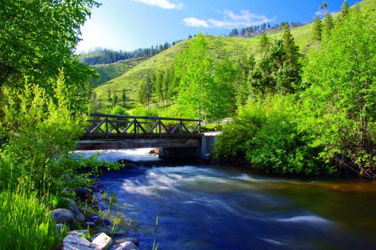 Skalkaho Creek Ranch